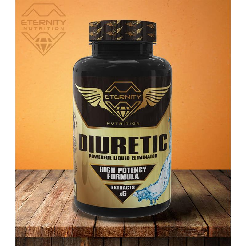 ETERNITY DIURETIC 60 CAP.